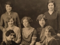 Members of a Women's Sunday School