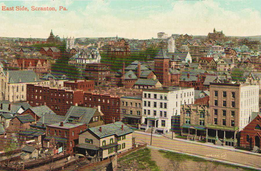 North Washington Avenue 1907