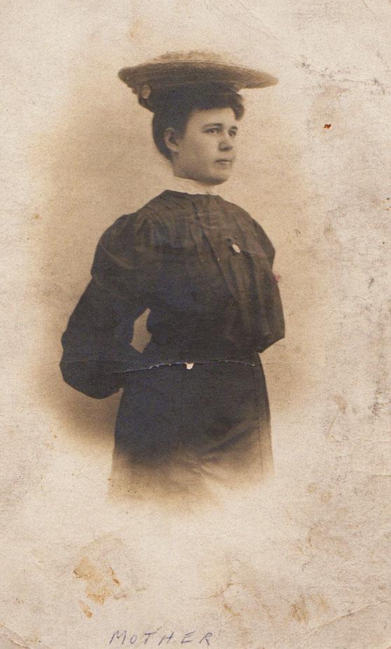 Louise Harris Morgan